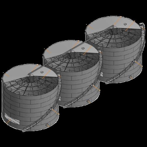Storage Tanks & Silos