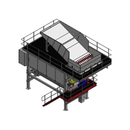 Hoppers and Batch Plant Equipment