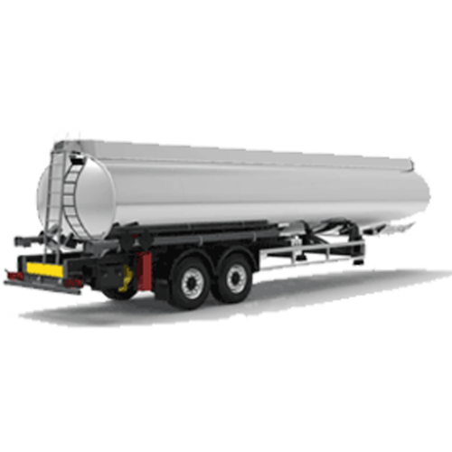 Tanker trailer - designed to transport any product, including liquids